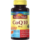 Nature Made CoQ10 30 mg Softgels 30ct