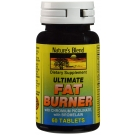 Nature's Blend Ultimate Fat Burner with Chromium Picolinate 60 Tablets