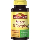 Nature Made Super B-Complex Tablets 60ct
