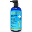 Pura d'or Scalp Therapy Shampoo - 16 fl oz