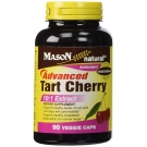 Mason Natural - Advanced Tart Cherry 10:1 Extract - 90 Vegetarian Capsules