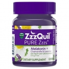 Vicks ZzzQuil PURE Zzzs Melatonin Sleep Aid Gummies, 24ct