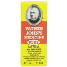 Father Johns Cough Medicine Plus Allergy - 4 Ounce