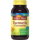 Nature Made Turmeric 500 mg Capsules - 60ct