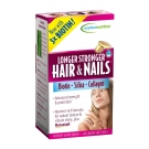 Longer Stronger Hair & Nails 60 ct
