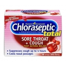 Chloraseptic Total Multi-Symptom Relief Lozenges Wild Cherry 15ct