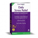 Natrol Daily Stress Relief Time Released Tablets 30 Tablets