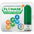Flonase Allergy 24HR 72 Sprays -  0.38oz (OTC)