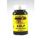 Nature's Blend Kelp, 150 mcg, Tablets, 200 ct