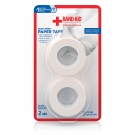 Band-Aid Small Paper Tape, 1 in x 10yds 2 count