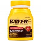 Bayer Aspirin, 325 mg, Coated Tablets, 200ct