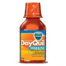 Vicks® Dayquil Severe Cold & Flu Relief Liquid- 8oz