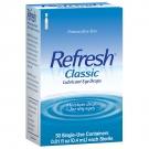 Refresh Classic .01oz Single Dose - 50ct