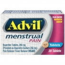 Advil Menstrual Pain Tablets - 20 Count