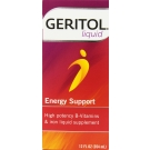 Geritol Liquid High Potency Vitamin & Iron Supplement, with Ferrex Tonic - 12.0 fl oz
