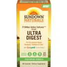 Sundown Naturals® Ultra Digest, 60 Capsules