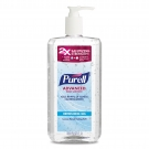 Purell Advanced Hand Sanitizer Refreshing Gel Pump Bottle - 33.8 fl oz