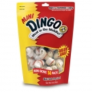 Dingo Original Mini Rawhide Chew Bones - 14ct ** Extended Lead Time **