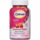 Caltrate Calcium & Vitamin D3 Gummy Bites Dietary Supplement, 50ct