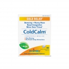 Boiron Homeopathic Medicine Coldcalm Tablets for Colds, 60 ct