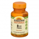 Sundown Naturals B-12 Time Release 1500mcg 60 Tablets