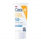 CeraVe Hydrating Mineral Face Sunscreen, SPF 50, 2.5 fl. oz.