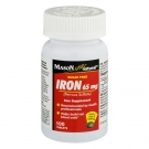 Mason Natural, Sugar Free Ferrous Sulfate, 100 Tablets