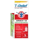 T-Relief Joint, Muscle & Back Pain Relief Tablets, 100 ct