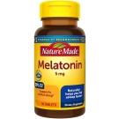 Nature Made Melatonin Tablets, 5mg, 90ct
