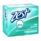 Zest Bath Bars, Aqua- 3ct