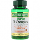 Nature's Bounty Super Vitamin B Complex 150 Tablets
