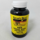 Nature's Blend Red Yeast Rice Capsules, 600mg, 60ct