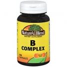 Nature's Blend Vitamin B Complex, Capsule,