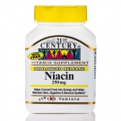 21st Century Niacin 250 mg Tablets 110ct