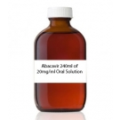 Abacavir 240ml of 20mg/ml Oral Solution