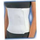 Bell Horn Abdominal Support White Large/Extra Large Waist: 45
