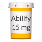 Abilify 15mg Tablets - 30 Count Bottle