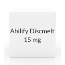 Abilify Discmelt 15mg Tablets - 30 Tablet Box