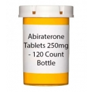 Abiraterone Tablets 250mg - 120 Count Bottle