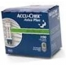Accu-Chek Aviva Plus Diabetic Test Strips - 100 Strips
