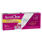 Accu-Clear Early Pregnancy Test - 3ct