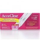 Accu-Clear Early Pregnancy Test 2ct