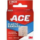 ACE Elastic Bandage w/clips - 2in