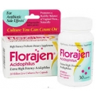 Florajen® High Potency Acidophilus Capsule- 30ct