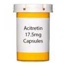 Acitretin 17.5mg Capsules