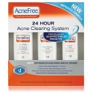 AcneFree 24 Hour Acne Clearing System - 1 Kit