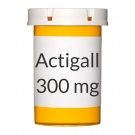 Actigall 300mg Capsules