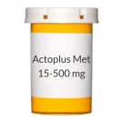 Actoplus Met 15-500 mg Tablets