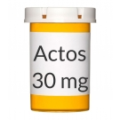 Actos 30mg Tablets