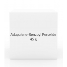 Adapalene-Benzoyl Peroxide 0.1-2.5% Gel- 45g Tube (Prasco)